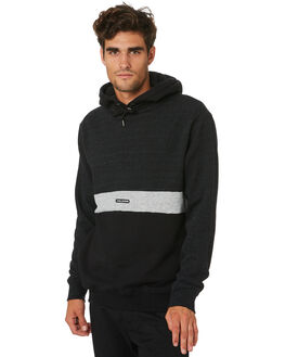 SULPHUR BLACK MENS CLOTHING VOLCOM JUMPERS - A4112014SLF
