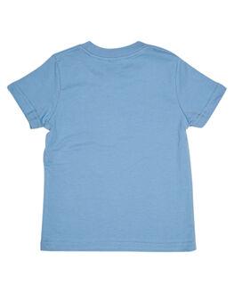CAROLINA BLUE KIDS TODDLER BOYS AS COLOUR TOPS - 3005-CBLU