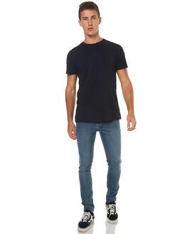 ID BLUE MENS CLOTHING CHEAP MONDAY JEANS - 0490190IDBLU