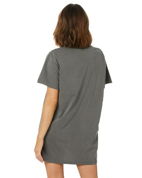 COAL WOMENS CLOTHING SILENT THEORY DRESSES - 6083039COAL