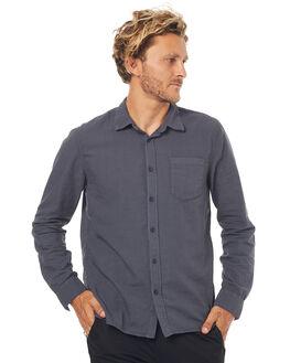 ROYAL ASH MENS CLOTHING NUDIE JEANS CO SHIRTS - 140426C18
