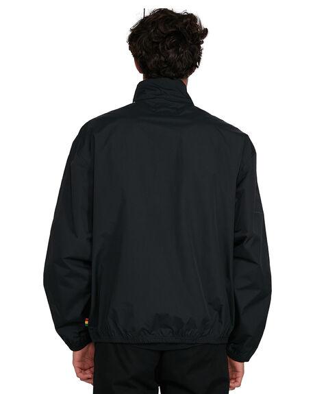 FLINT BLACK MENS CLOTHING ELEMENT JACKETS - EL-502451-IFL