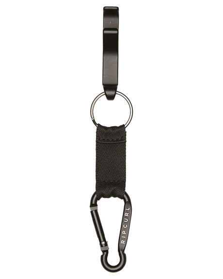BLACK WHITE MENS ACCESSORIES RIP CURL OTHER - BXKBD1BKWH
