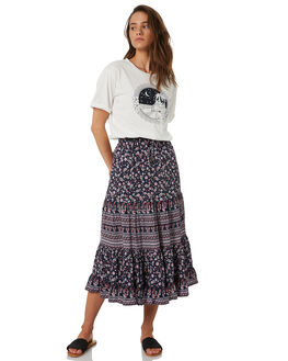 NAVY WOMENS CLOTHING THE HIDDEN WAY SKIRTS - H8201204NAVY