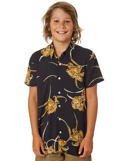 BLUE KIDS BOYS BILLABONG TOPS - 8595218BLU