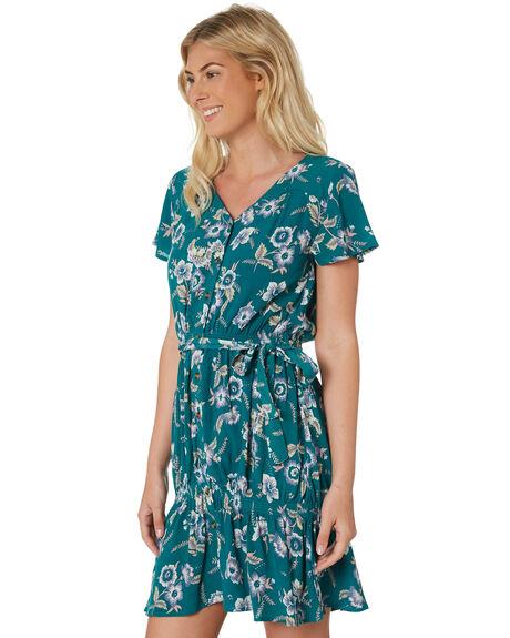 JASPER WOMENS CLOTHING THE HIDDEN WAY DRESSES - H8171450JASPR