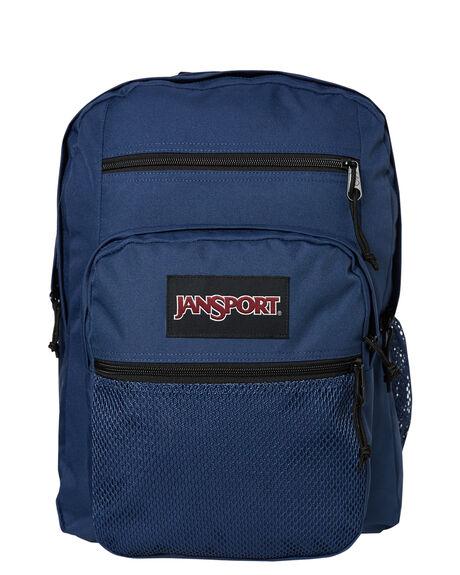 NAVY MENS ACCESSORIES JANSPORT BAGS + BACKPACKS - JS0A47K8-JS003
