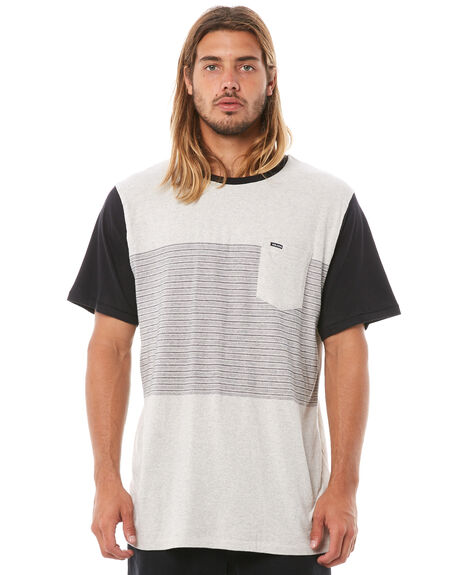 MIST MENS CLOTHING VOLCOM TEES - A0111803MST