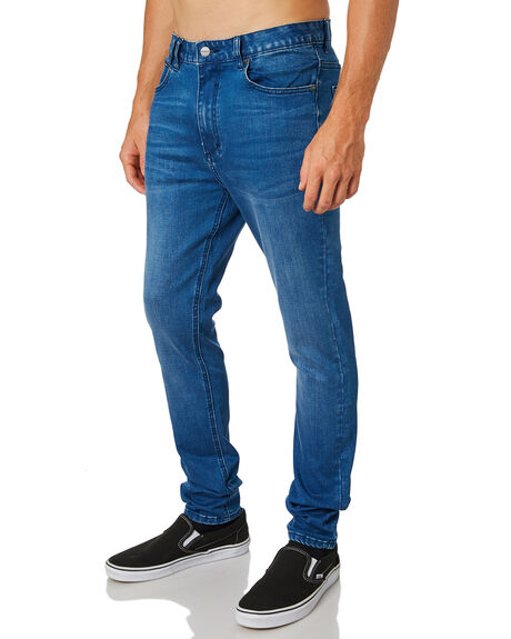 ZEPHYR BLUE MENS CLOTHING INSIGHT JEANS - 5000003166ZEPH