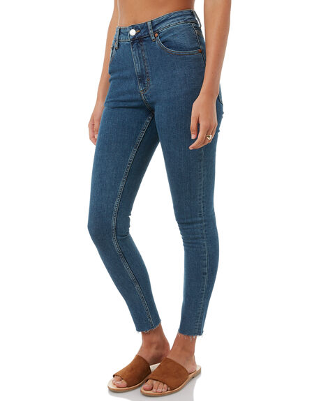 BLUE LOVE OUTLET WOMENS CHEAP MONDAY JEANS - 0499353BLLOVE