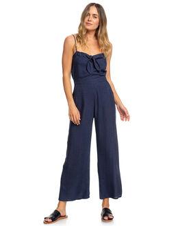 MOOD INDIGO WOMENS CLOTHING ROXY PLAYSUITS + OVERALLS - ERJWD03361-BSP0