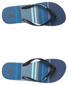BLUE DEPTHS MENS FOOTWEAR KUSTOM THONGS - 4984242BDPTS