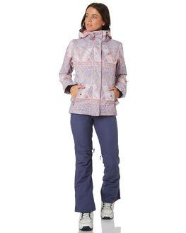 MINIMAL GREY MOSAIC BOARDSPORTS SNOW ROXY WOMENS - ERJTJ03175SKG1