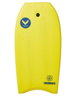 YELLOW WHITE BOARDSPORTS SURF HYDRO BOARDS - EB18-HYD-042YELW