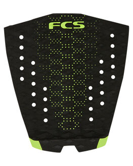 BLACK ACID BOARDSPORTS SURF FCS TAILPADS - FT102BLKAC