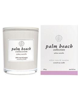WHITE ROSE JASMINE ACCESSORIES HOMEWARES PALM BEACH COLLECTION  - MCXWRS