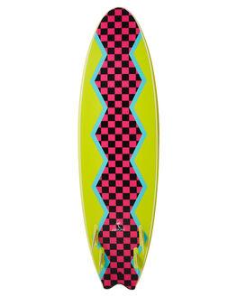 ELECTRIC LEMON BOARDSPORTS SURF CATCH SURF SOFTBOARDS - ODY66-QELEM