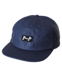 NAVY MENS ACCESSORIES PASS PORT HEADWEAR - PAPPRACAPNVY