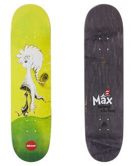 MAX GERONZI BOARDSPORTS SKATE ALMOST DECKS - 10023690GERO