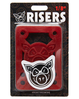 RED BOARDSPORTS SKATE PIG ACCESSORIES - 13243006-RED
