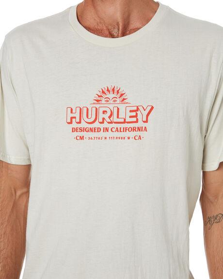 LIGHT BONE MENS CLOTHING HURLEY TEES - HAS1004SH072
