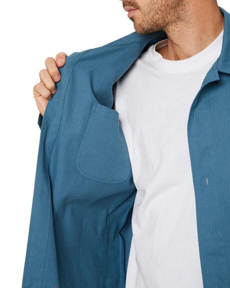 SLATE MENS CLOTHING PASS PORT JACKETS - PPPAINTERJSLATE