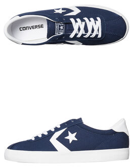 MIDNIGHT NAVY WOMENS FOOTWEAR CONVERSE SNEAKERS - 157793NAVY