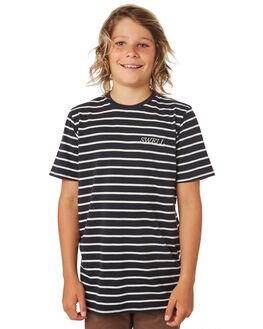 BLACK KIDS BOYS SWELL TOPS - S3182007BLACK