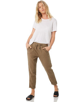 PRARIE WOMENS CLOTHING RUSTY PANTS - PAL0994PRA
