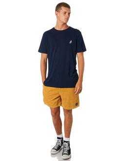 CARAMEL MENS CLOTHING RUSTY SHORTS - WKM0976CAL