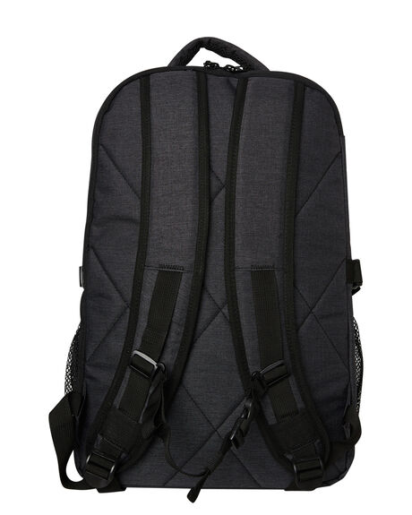 BLACK STEALTH MARLE MENS ACCESSORIES RUSTY BAGS + BACKPACKS - BTM0208BSS