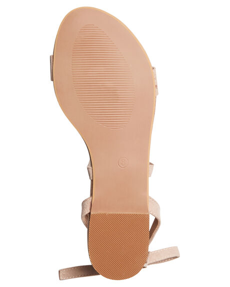 BLUSH SUEDE WOMENS FOOTWEAR BILLINI FASHION SANDALS - S499BLHSD