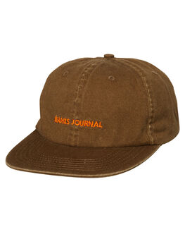OLIVE GREEN MENS ACCESSORIES BANKS HEADWEAR - HA0090OGR