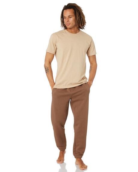 DARK OLIVE MENS CLOTHING SWELL PANTS - S5214191DKOLV
