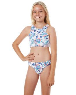 FLORAL KIDS GIRLS SWELL SWIMWEAR - S6183381FLRAL
