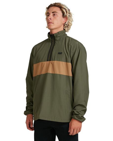 MILITARY MENS CLOTHING BILLABONG JACKETS - BB-9504906-MIL