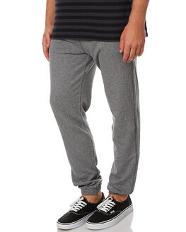 NEW GREY MARLE MENS CLOTHING BONDS PANTS - AYVFINWY