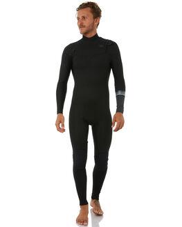 BLACK SURF WETSUITS BILLABONG STEAMERS - 9783819BLK