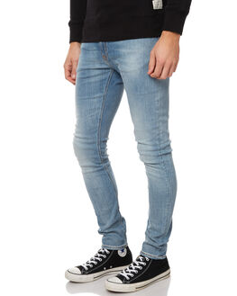 CRISPY ORANGE MENS CLOTHING NUDIE JEANS CO JEANS - 112460CROR