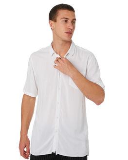 WHITE MENS CLOTHING ZANEROBE SHIRTS - 301-MAKWHT