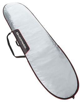SILVER RED BOARDSPORTS SURF OCEAN AND EARTH BOARDCOVERS - SCLB36SRED