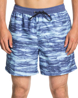 BIJOU BLUE MENS CLOTHING QUIKSILVER SHORTS - EQYJV03385BNG6