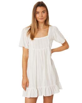 WHITE WOMENS CLOTHING RUE STIIC DRESSES - SA19-34-W2