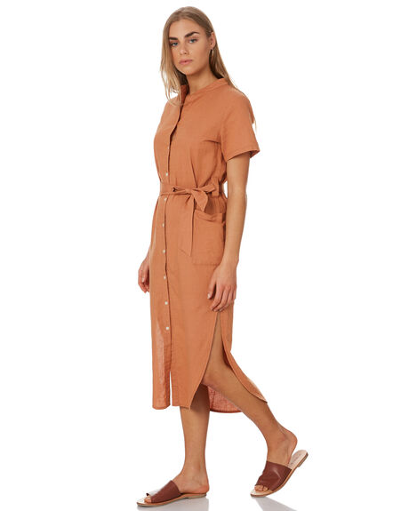 CINNAMON WOMENS CLOTHING NUDE LUCY DRESSES - NU23663CIN