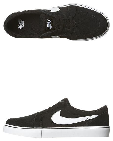 Nike Satire Ii Shoe - Black White  b97831050