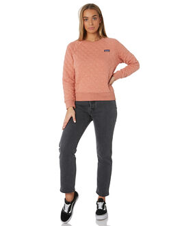 CENTURY PINK FLORA WOMENS CLOTHING PATAGONIA JUMPERS - 25310CEP