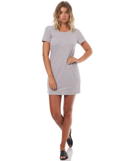 HERITAGE HEATHER WOMENS CLOTHING ROXY DRESSES - ERJKD03130SGRH