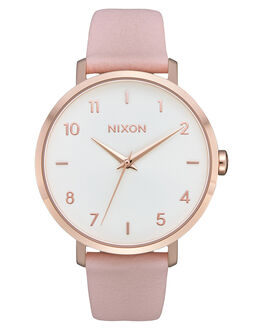ROSE GOLD LT PINK WOMENS ACCESSORIES NIXON WATCHES - A10913027