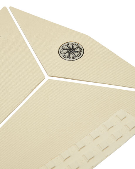 CREAM BOARDSPORTS SURF OCTOPUS TAILPADS - OCTO-NATE-CREAM
