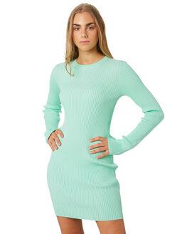 MINT WOMENS CLOTHING LULU AND ROSE DRESSES - LU23739MINT